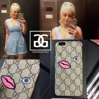 ✨ KYLIE JENNER GUCCI CASE FOR 6+ ✨