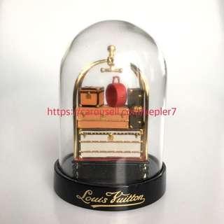 Louis Vuitton Trunks Cloche Decor