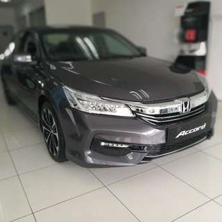 Accord All Variant