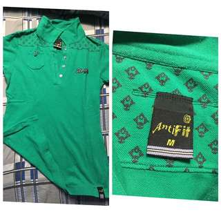 Polo Shirt Antifit