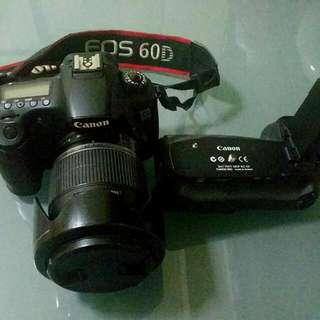 Canon 60D 18-200