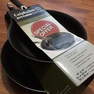 Calphalon Nonstick Omelette Pan Set (2)