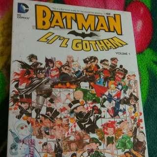 DC COMICS Batman li'L Gotham vol 1