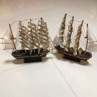 Trading Ships