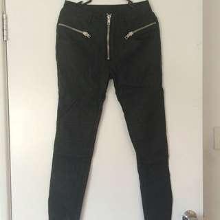 UNIF Axl Faux Leather PU Pants