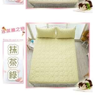 單人 床包式保潔墊 九成新