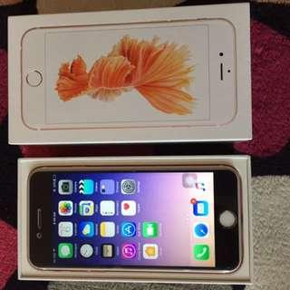 iPhone 6s 16GB Rose Gold URGENT SALE