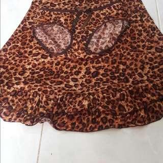 Lingrie & Cd Leopard