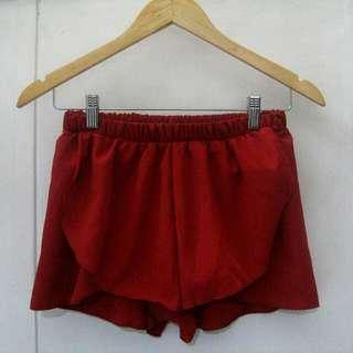 Overlap / Coverup Shorts