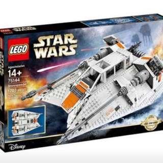 Lego Star War 75144