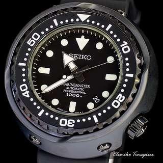 "Seiko Marine Master Professional Diver's 1000m ""SBDX013"" ( TUNA 吞拿 /1000m/8L35 自動吞)(可簽卡/可分期/現金交易優惠)12/21"