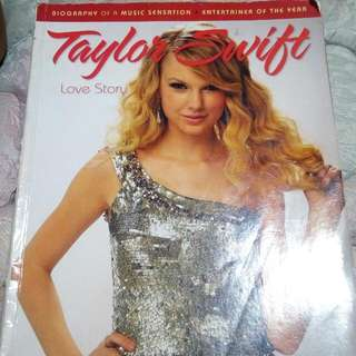 Biography Of A Music Sensation● Entertainer Of The Year Taylor Swift