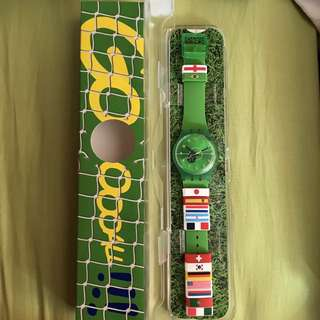 Swatch :: SUOZ175 (World Cup Special)