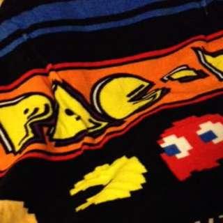 Pac Man Beach Towel