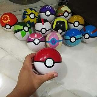 Pokeball Toy