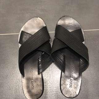 Tony Bianco Women's Sandals Black