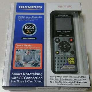 Olympus VN-711PC Digital Voice Recorder