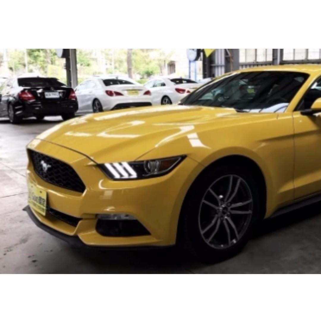 2016款 Ford Mustang/野馬 2.3L