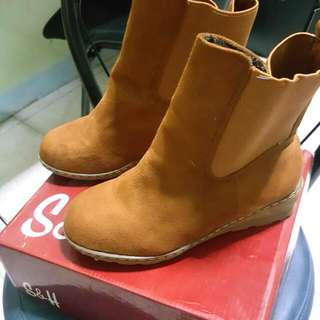 S&H Boots