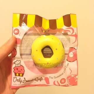OSC x IBloom Lemon Donut Squishy
