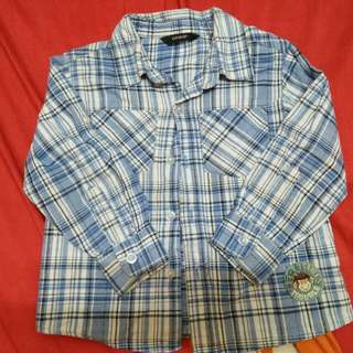 Checker Shirt (From George)
