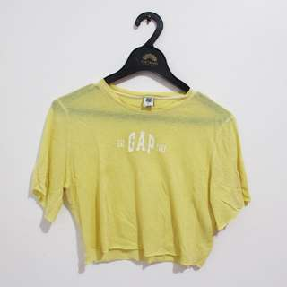 GAP crop T-shirt