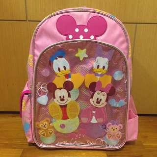 HK Disneyland School Bag
