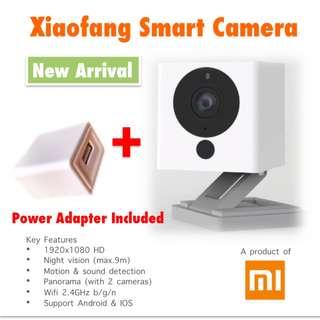Xiaomi Xiaofang IP Camera - Wifi CCTV remote monitoring