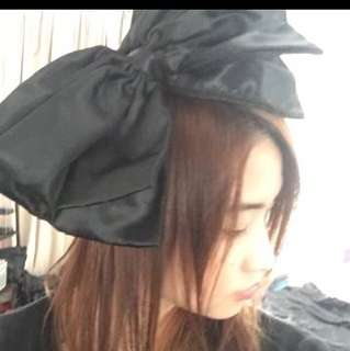Huge Bow Tie Head Band