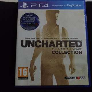 Uncharted 1 2 3 And 4
