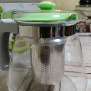 Izumi Glass Tea Pot (Meet Ups Only)