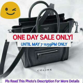 ONE DAY SALE ONLY!! ALL ITEMS MUST GO!