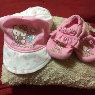 Hello Kitty Baby Accessories