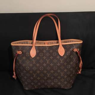 LV Neverfull MM Bag