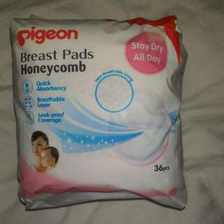 Breast pads