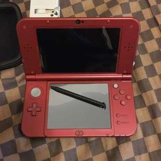 3DS主機、充電線 無附遊戲 價錢可小議