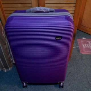 "28"" Trolley Case In Purple Color"