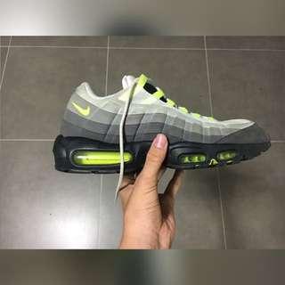 Nike Air Max 95 og Us11