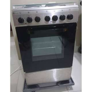 Electrolux Cooking Range with Oven