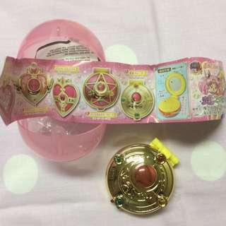 Sailor Moon Transformation Brooch (Compact Mirror) Gashapon