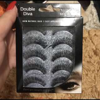 Model Rock Eyelashes