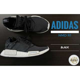 Adidas Originals NMD R1 (BLACK)
