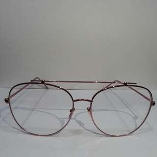 Rosegold Vintage Glasses