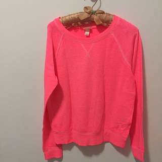 Mossimo Supply Pink Sweater