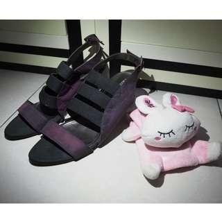 Elizabeth Low-Heel Shoes / Sepatu