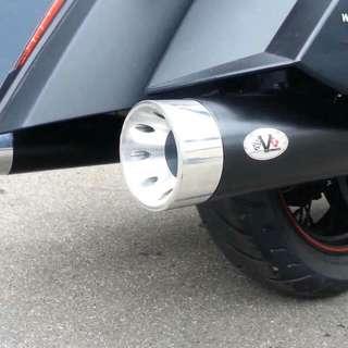 V-Performance Exhaust Systems Singapore              Harley-Davidson Euro 4