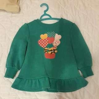 Cute Sweater 2yo