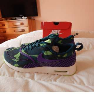 Nike Air Max Thea Premium womens shoes, size 6 US, brand new in box
