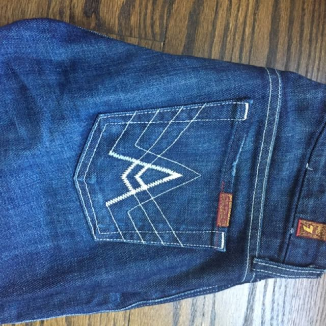 7 All mankind Jeans 26