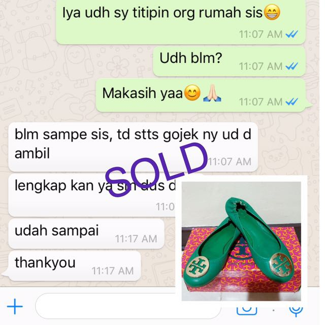SOLD: TORY BURCH😊🙏🏻